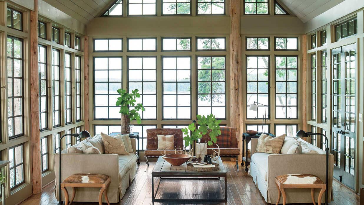 Lake House Decorating Ideas