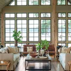 Lake House Living Room Photos Interior Design Apartment Decorating Ideas