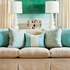 Decorative Accent Pillows Living Room Rooms With Dark Gray Couches How To Arrange Sofa Southern