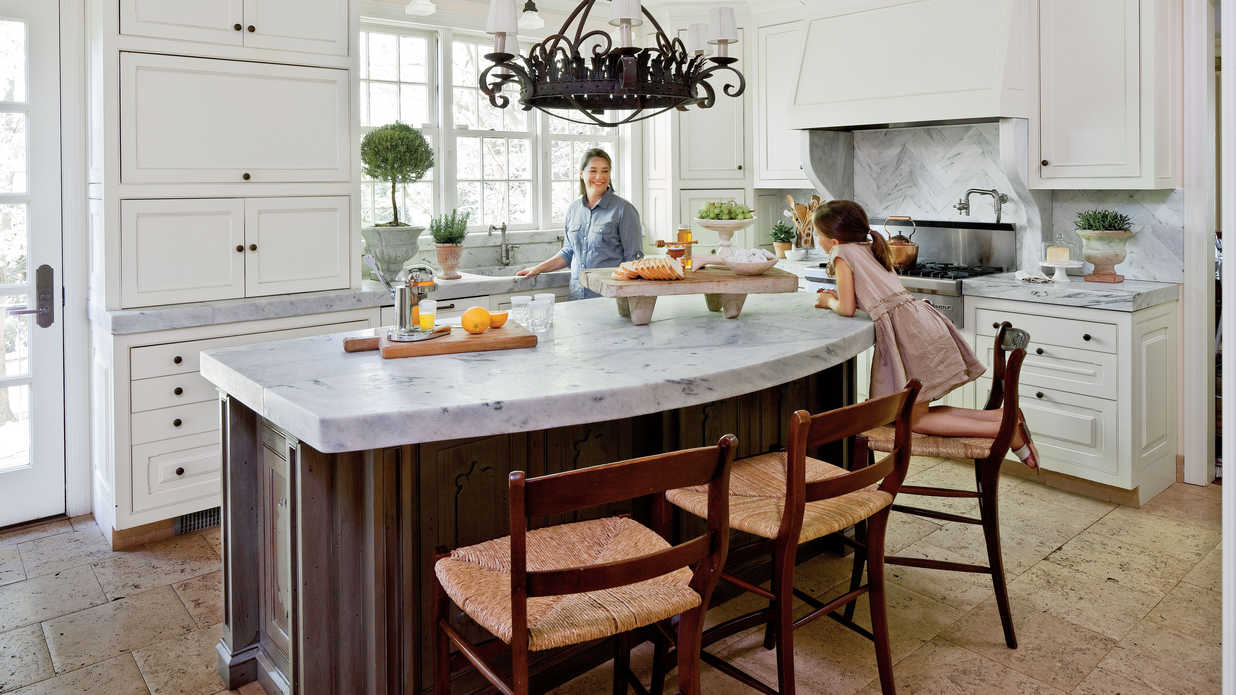Dream Kitchens  Southern Living