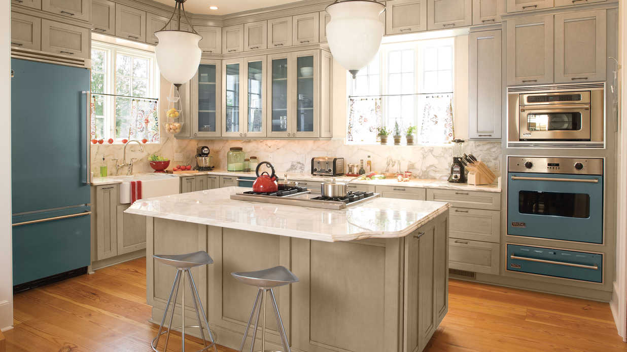 Idea House Kitchen Design Ideas Southern Living