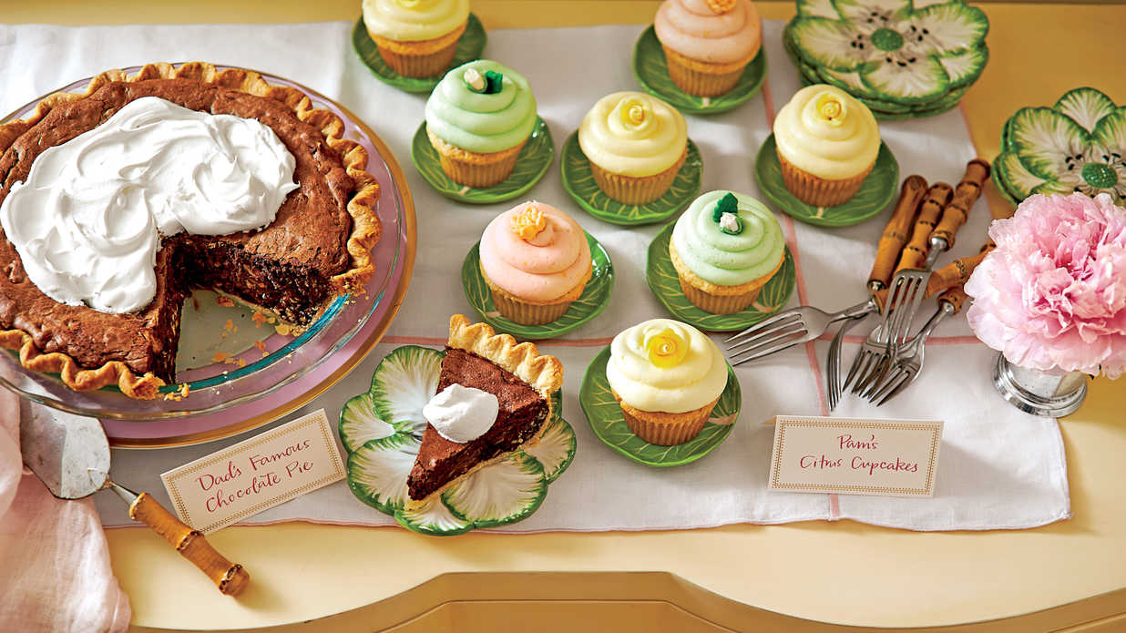 Easter Cakes Names