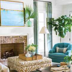 Decorated Living Rooms Images Manly Room Ideas Beach Decorating Southern