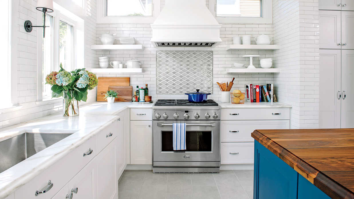 the best way to clean kitchen cabinets looking for used all-time favorite white kitchens - southern living
