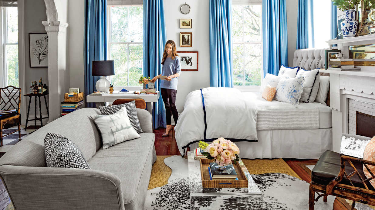 small space living room makeover The 19 Most Incredible Small Spaces on Pinterest - Southern Living