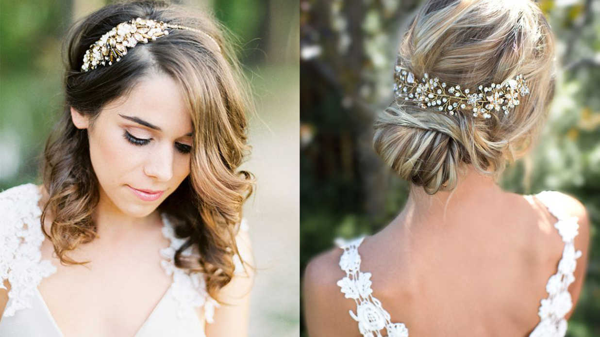 swoon-worthy summer wedding hairstyles
