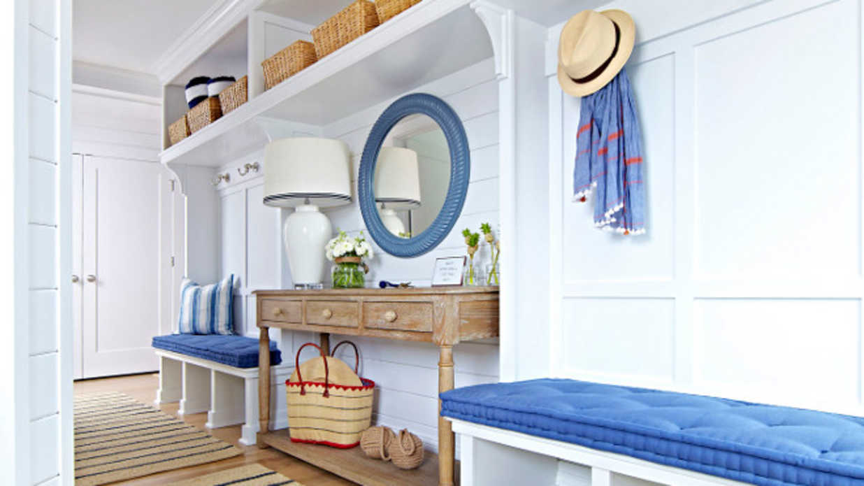 kitchen drawer organization ideas cool gadgets 15 mudroom we're obsessed with - southern living