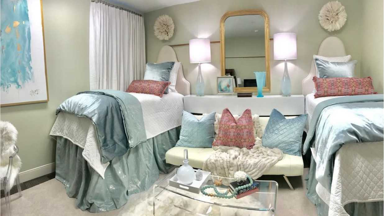 Check Out This Years Most OvertheTop Dorm Room  Southern Living