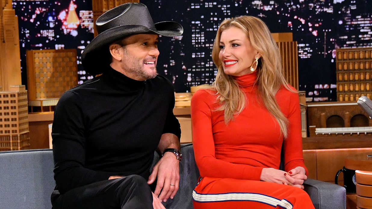 Tim McGraw Meets Daughters Date  Southern Living
