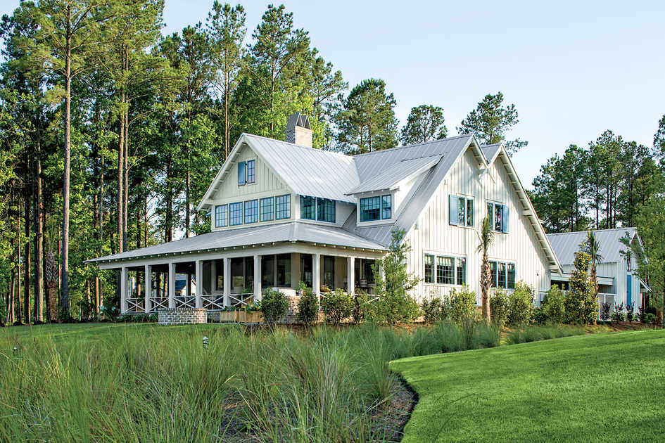 Palmetto Bluff Idea House Southern Living