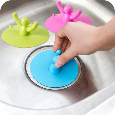 33 x 22 kitchen sink cost to remodel 吸盘式硅胶地漏盖厨房水池堵水塞 卫生间洗手盆水槽防漏防臭盖子 - 最好吧折扣