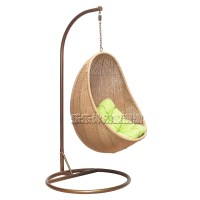 Buy The bird's nest basket swing chair creative outdoor
