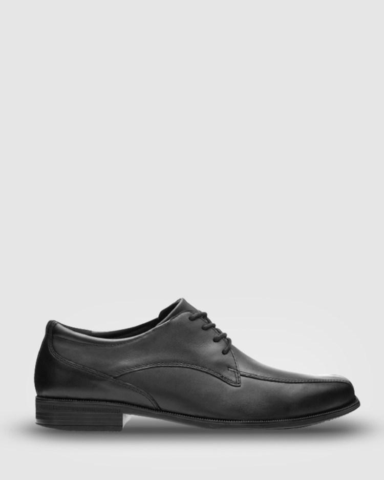 Ascent Citizen Dress Shoes Black