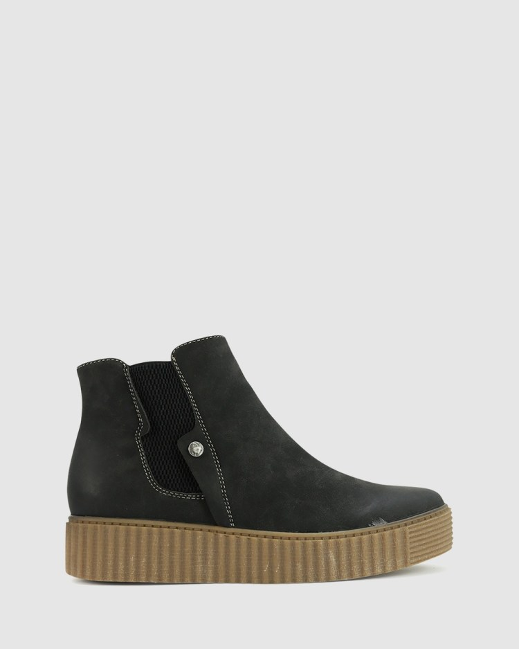 Los Cabos Mica w Lifestyle Sneakers Black Mica-w