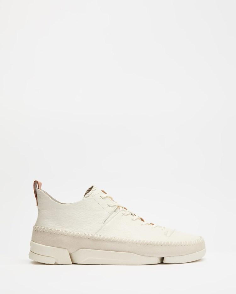 Clarks Originals Trigenic Flex Men's Sneakers White