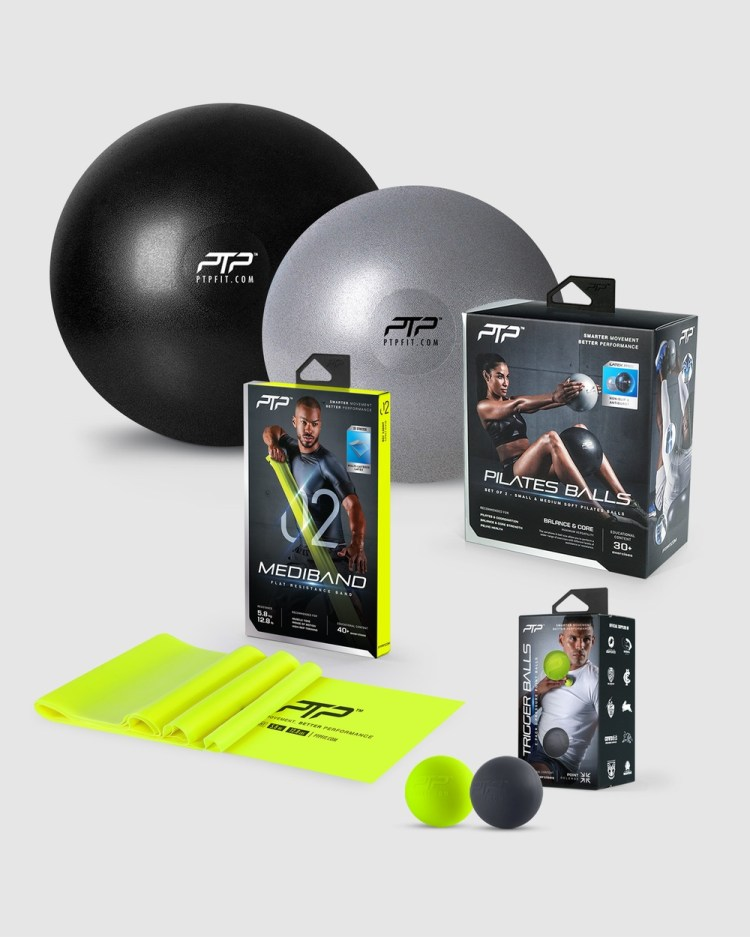 PTP Pilates Pack Novelty Gifts Multi