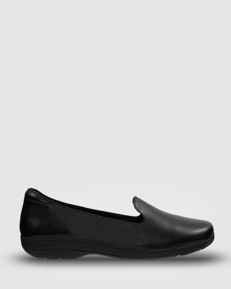 Ascent Kumo Dress Shoes Black