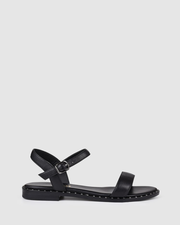 Siren Bishop Casual Shoes Black