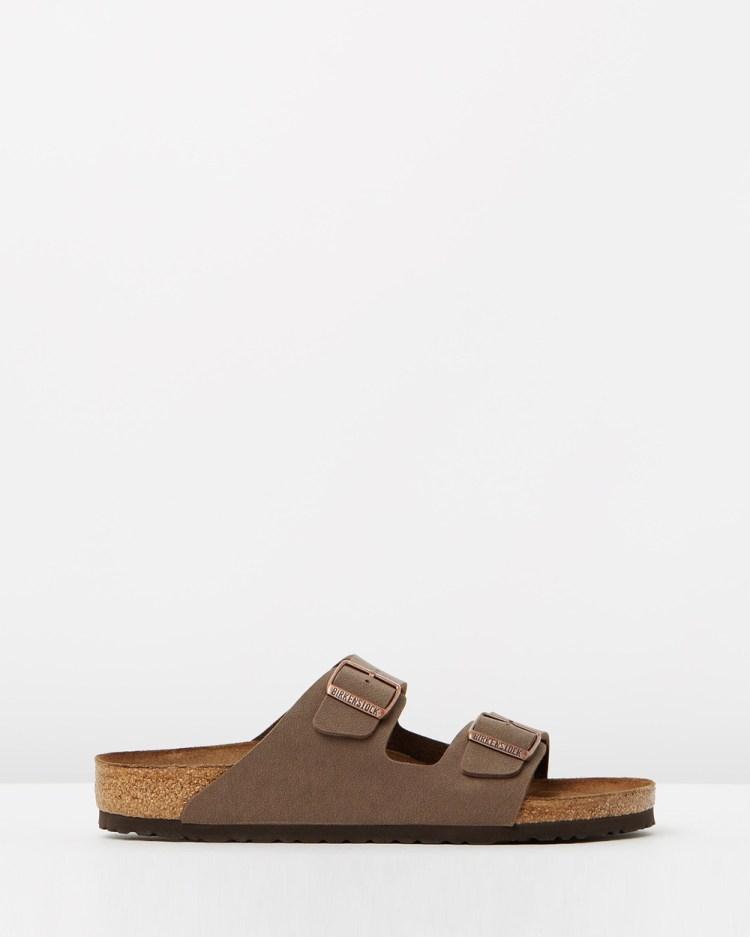 Birkenstock Arizona Regular Casual Shoes Mocca