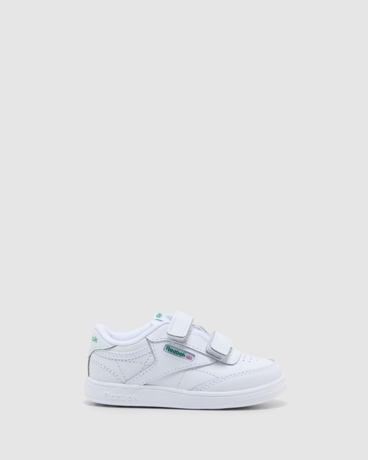 Reebok Club C 2V lnfant Sneakers White/Green