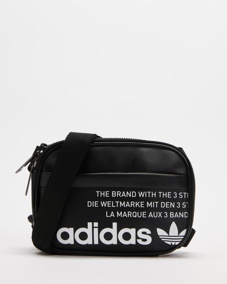 adidas Originals Festival Bag Bum Bags Black
