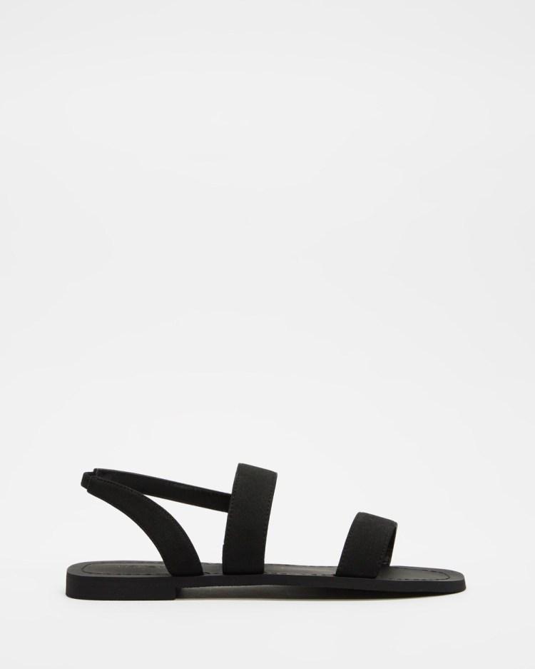 MATT & NAT Tilie Sandals Black Black