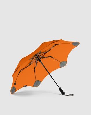 BLUNT Umbrellas - Blunt Metro Umbrella - Accessories (Orange) Blunt Metro Umbrella