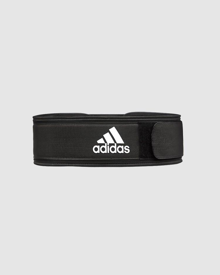 adidas Performance Adidas Essential Weight Lifting Belt S Training Equipment Black