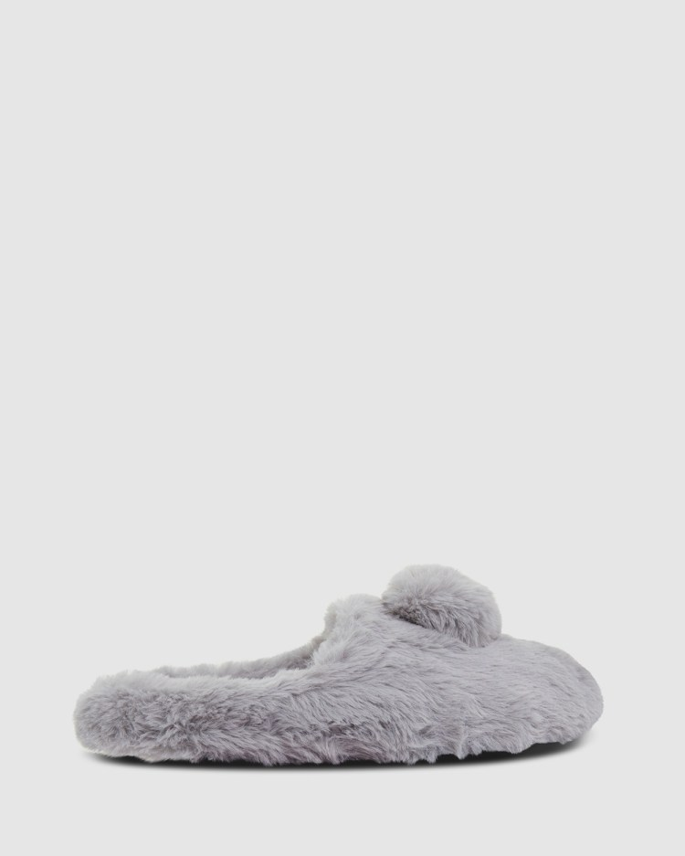 Easy Steps Randy Slippers & Accessories GREY