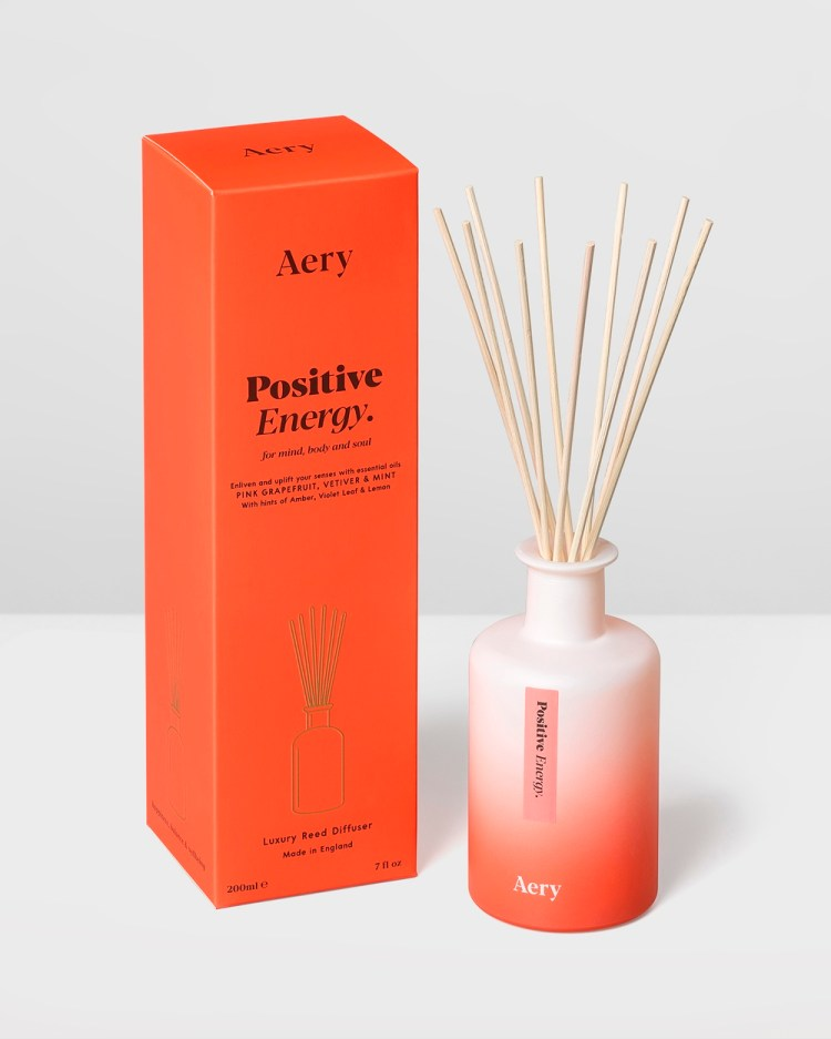 Aery Living Aromatherapy 200ml Reed Diffuser Diffusers Orange
