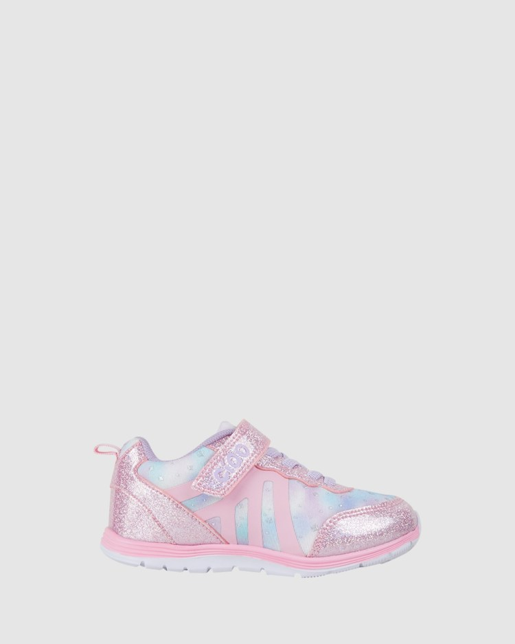 CIAO Dash Sparkle Lifestyle Shoes Light Pink