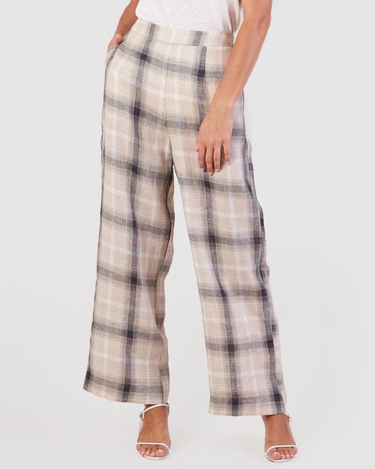 Amelius Sydney Check Pant Pants Multi
