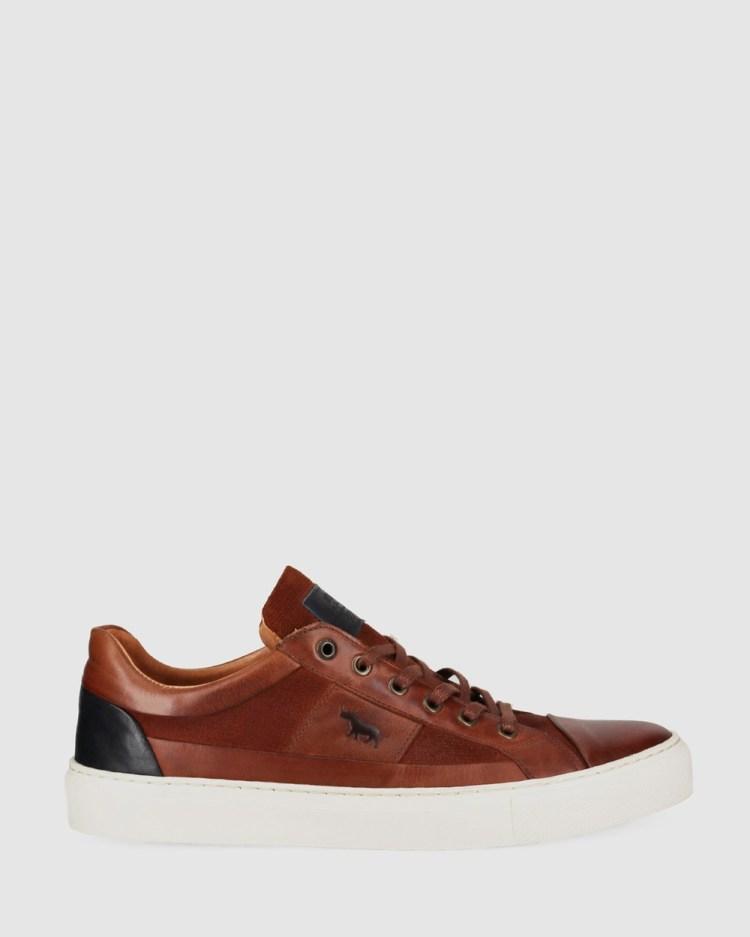 Wild Rhino Slater Casual Shoes Tan