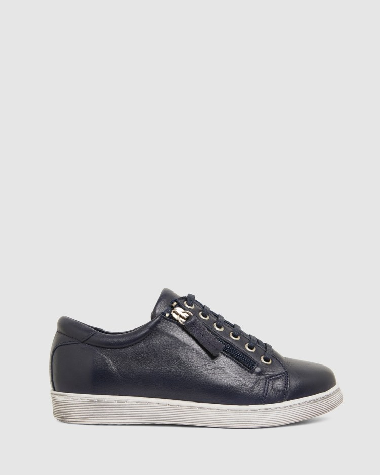 Jane Debster Grand Lifestyle Sneakers NAVY