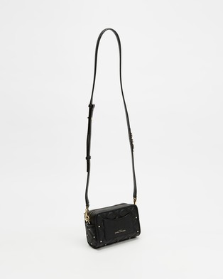 The Marc Jacobs - The Softshot 17 Cross Body Bag - Handbags (Black) The Softshot 17 Cross-Body Bag