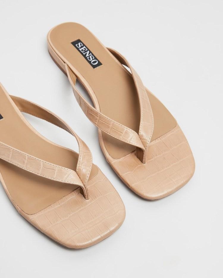 Senso Brooklyn Sandals Butterscotch