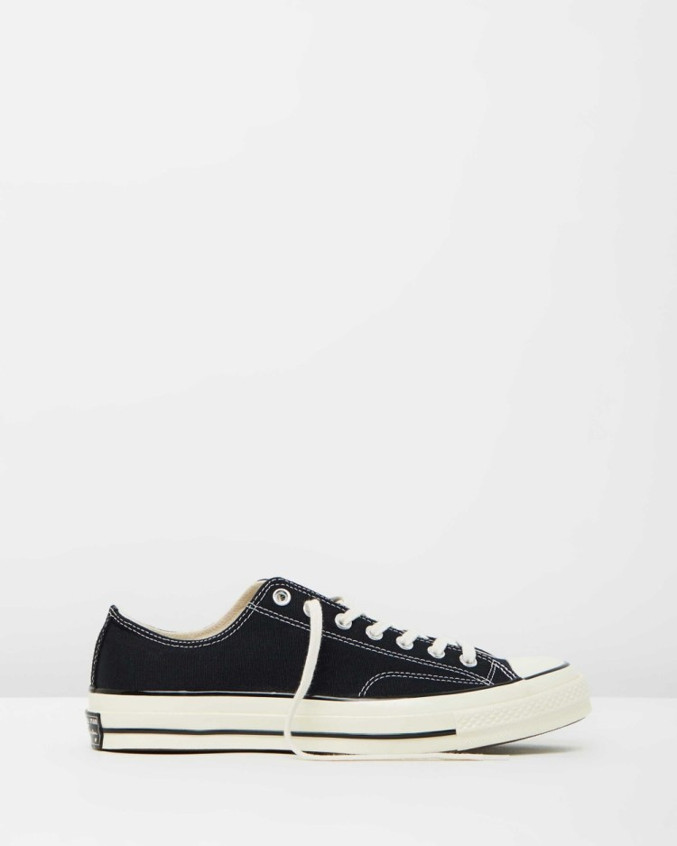 Converse Chuck Taylor All Star 70 Ox Unisex Lifestyle Sneakers Black