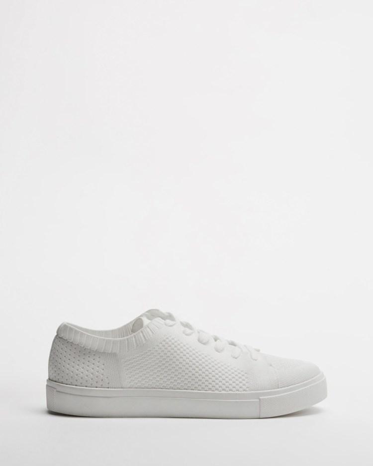 SPURR Freddie Sneakers White