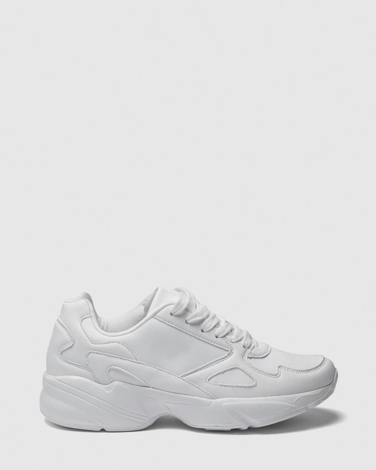 Novo Capture Sneakers White