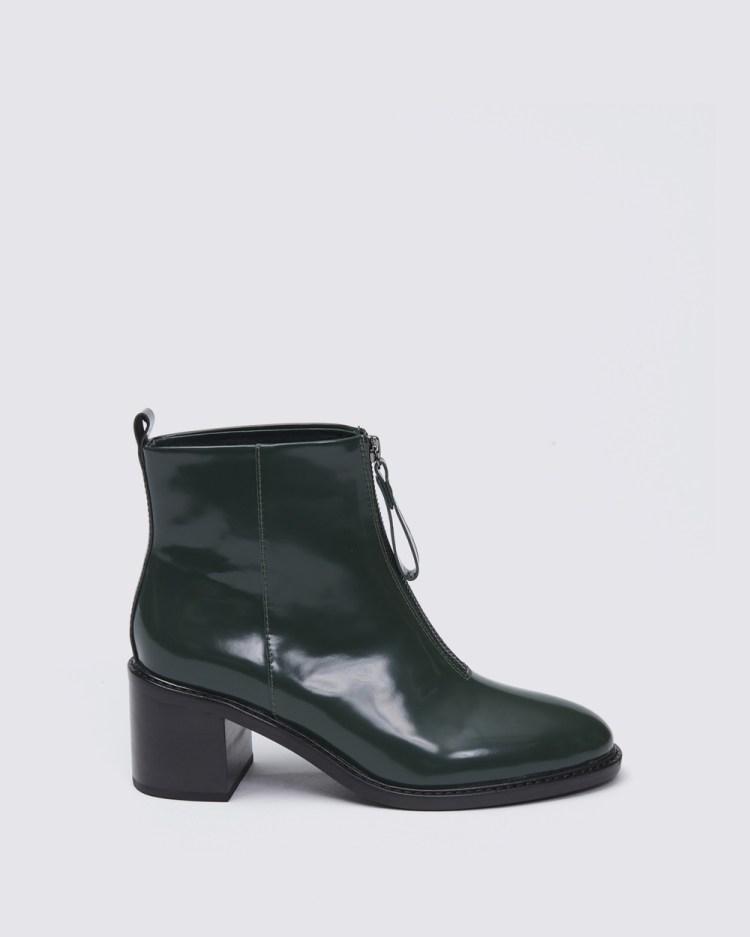 bul Martagon Boot Boots Dark Green