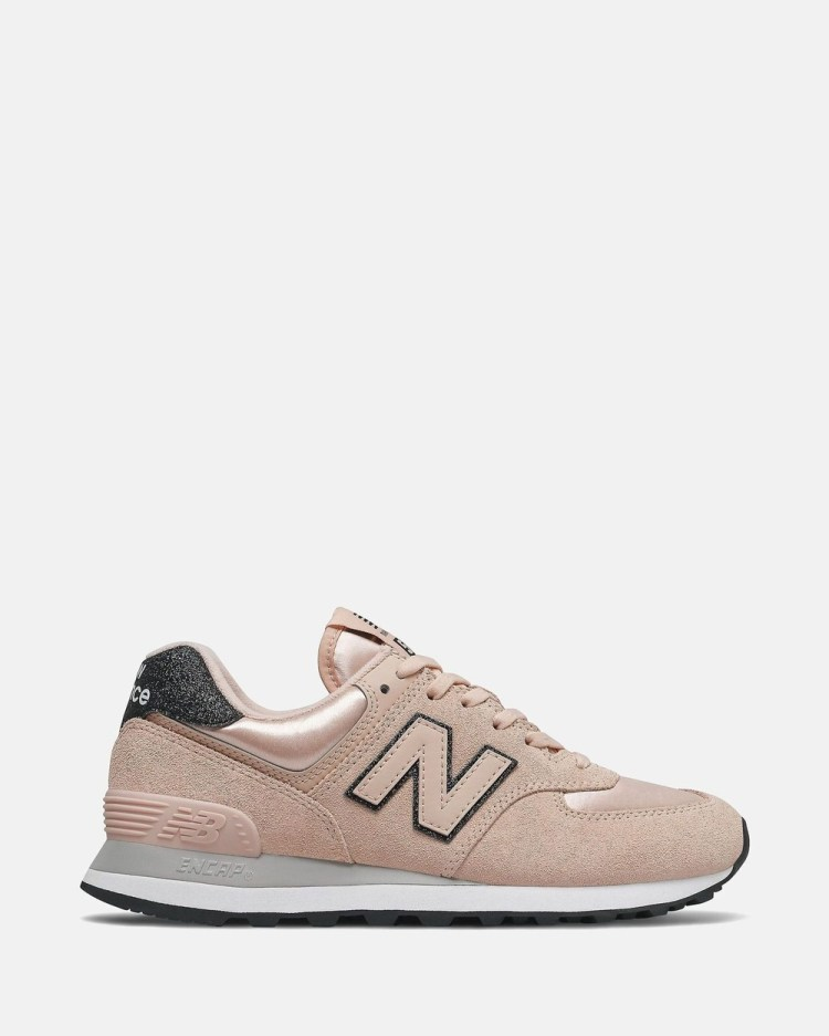 New Balance 574 Standard Fit Women's Lifestyle Sneakers Rosewater