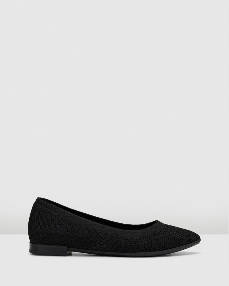 Hush Puppies Aadya Casual Shoes Black