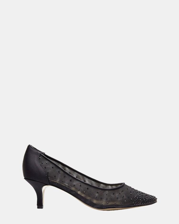 Alan Pinkus Spritz Sandals BLACK
