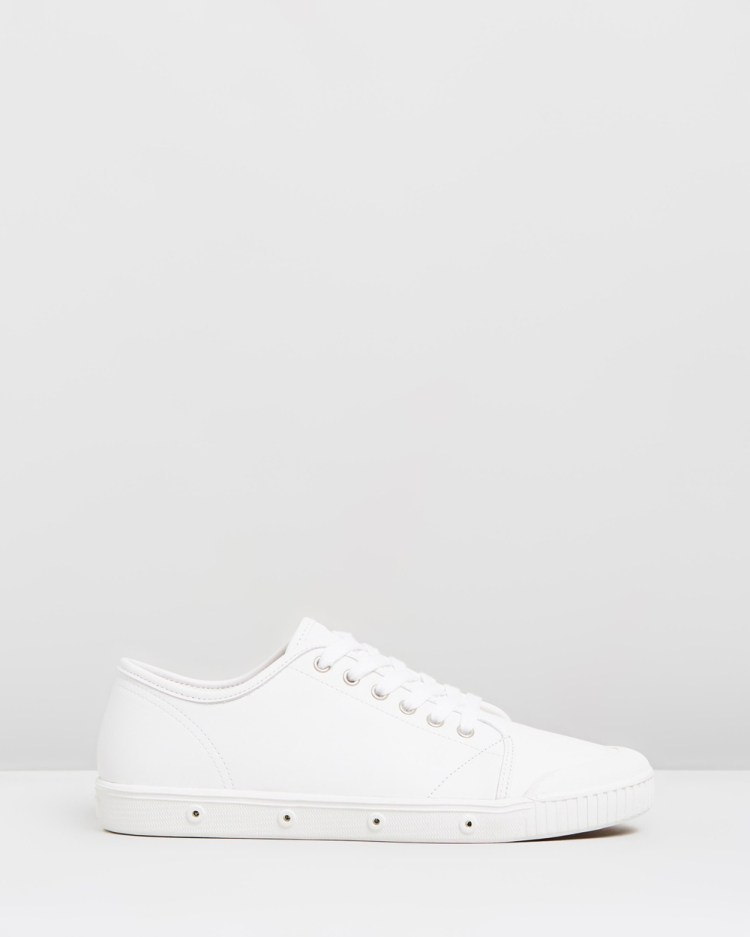 Spring Court G2 Leather Womens Sneakers White