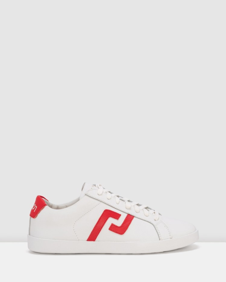 Rollie Prime Sneakers White