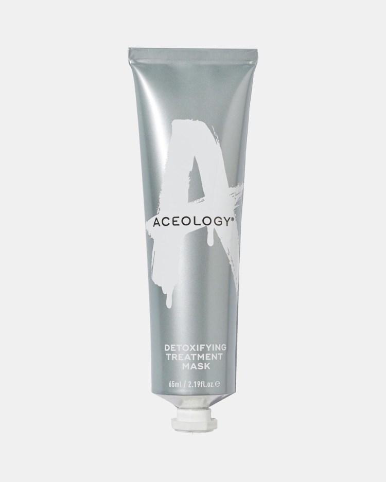 Aceology Detoxifying Treatment Mask Beauty N/A