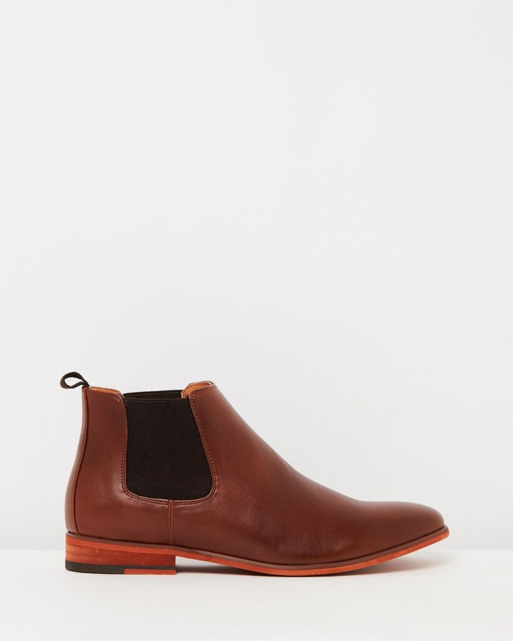 Staple Superior Miller Casual Shoes Brown