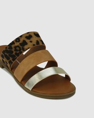Los Cabos Kara Sandals Gold