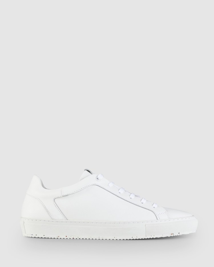 Aquila Tracer Sneakers Low Top White
