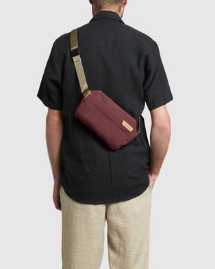Bellroy - Sling Mini - Bum Bags (red-purple) Sling Mini